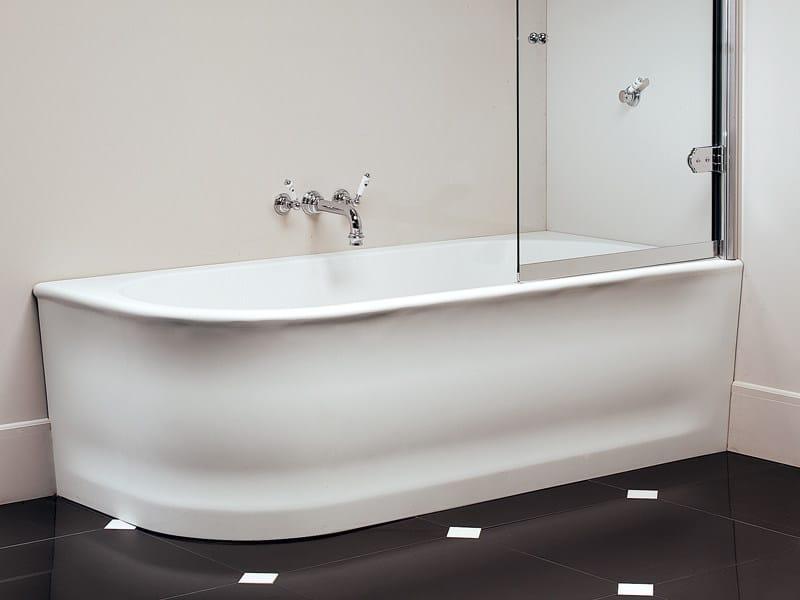 Corner bathtub WAVE by Devon&Devon