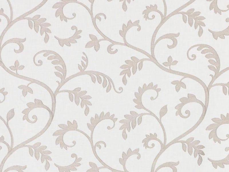 Sheer fabric for curtains RAMAGE/L by Dedar