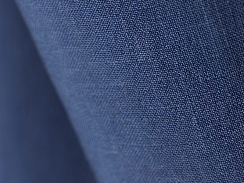 Linen fabric for curtains NILOS/C by Dedar