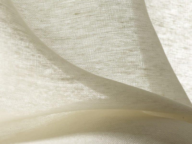 Sheer fabric for curtains ZUCCHERO by Dedar