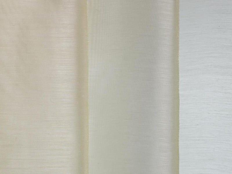 Solid-color fire retardant washable Trevira® CS fabric TRANQUILLA by Dedar