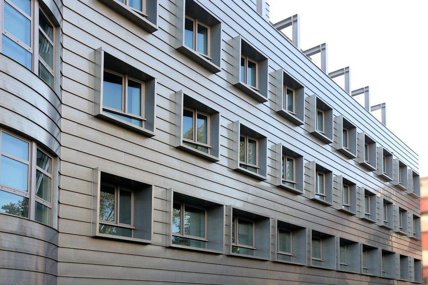zintek® Cittadella dell'Edilizia ANCE, Porto Marghera - VE