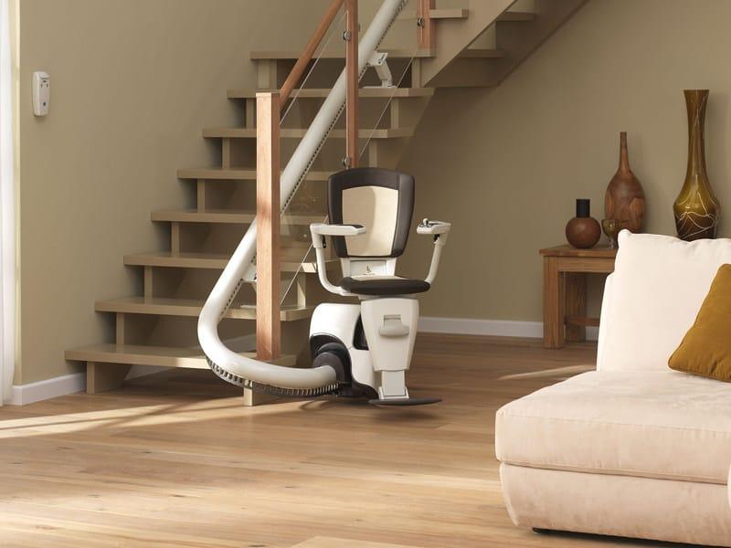 si ge d 39 escalier nuova flow by thyssenkrupp encasa. Black Bedroom Furniture Sets. Home Design Ideas