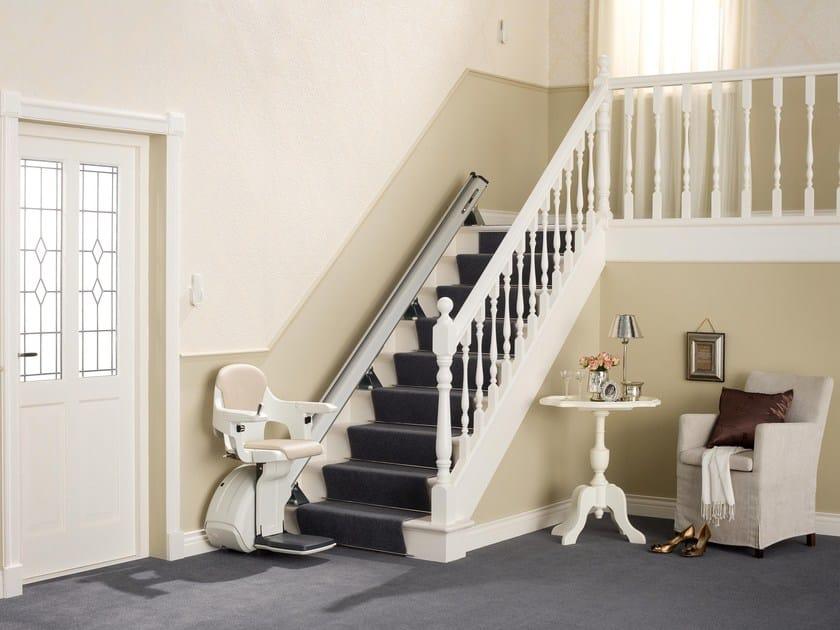 Chairlift for straight staircases LEVANT by ThyssenKrupp Encasa