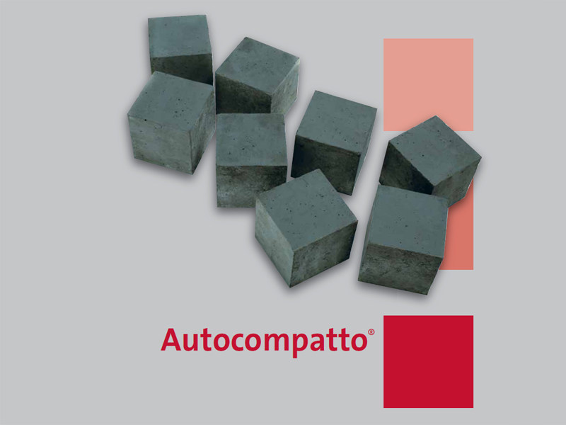 Pre-mixed structural concrete Autocompatto® by Holcim-italia