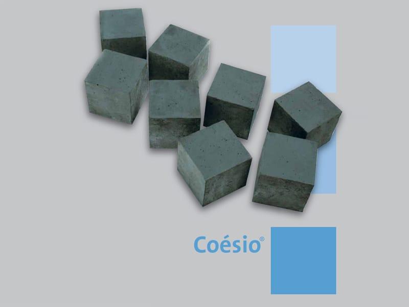 Pre-mixed structural concrete Coésio® by Holcim-italia