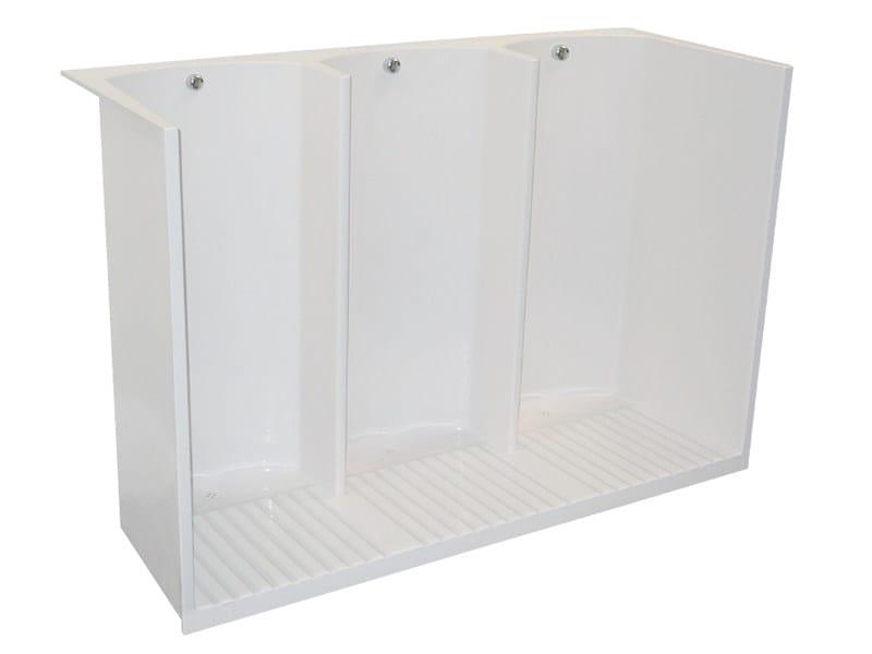 Pietraluce® Urinal MULTISPACE by Technova