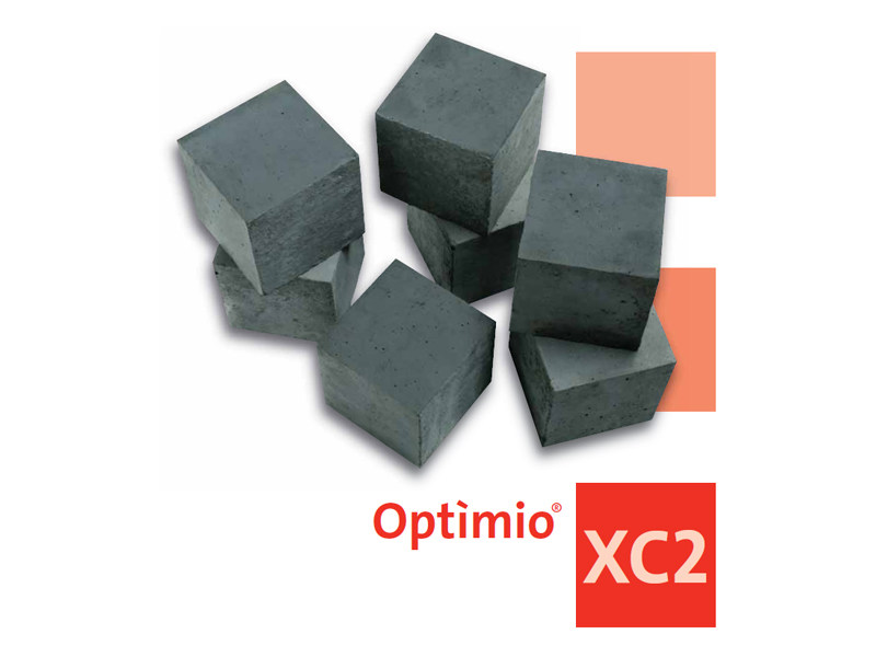 Pre-mixed structural concrete Optìmio® XC2 by Holcim-italia