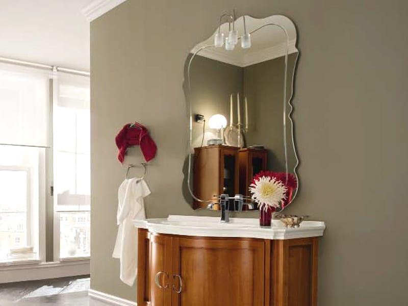 Bathroom mirror YORK 3 | Bathroom mirror by Cerasa