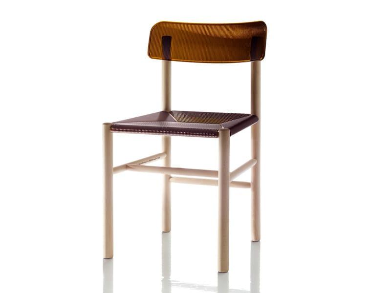 Chair TRATTORIA | Chair by Magis