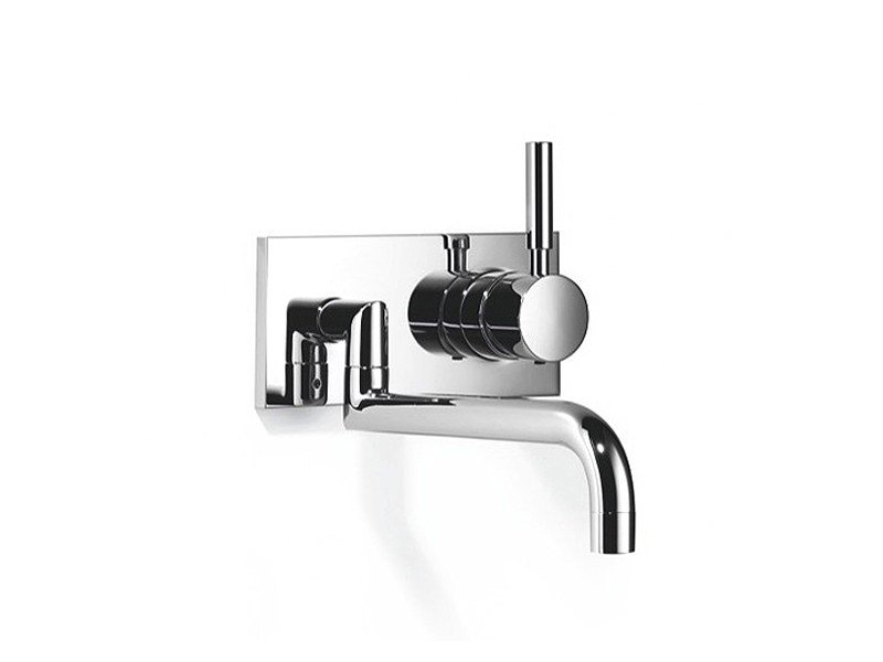 Wall-mounted kitchen tap 36 834 625   Kitchen mixer tap by Dornbracht