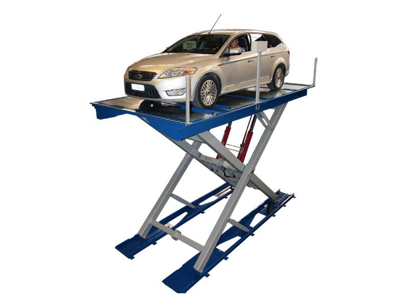 Parking lift TOTALREX by O.ME.R.