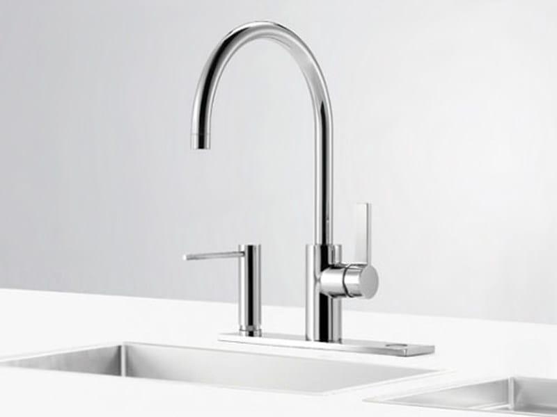 Kitchen mixer tap UNI SET by Dornbracht