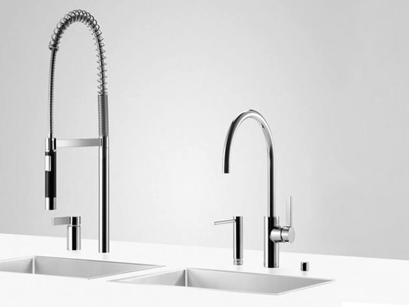 Kitchen mixer tap CLEAN SET 3 by Dornbracht