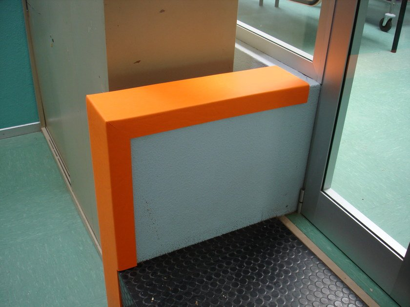 Impact protection Impact protection for schools by TOPFILM