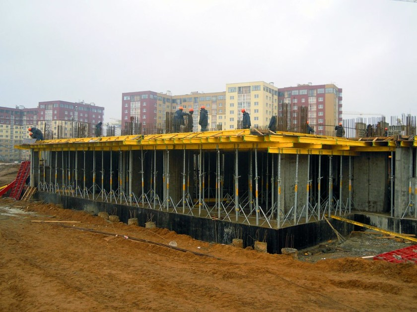 Formwork and formwork system for concrete ECO by Condor
