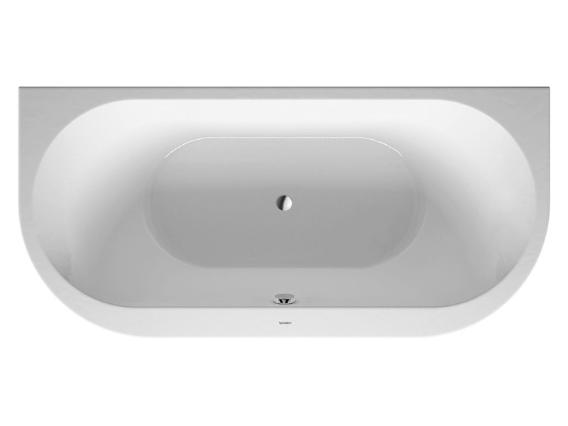 Darling new vasca da bagno in acrilico by duravit design sieger design - Vasca da bagno duravit ...