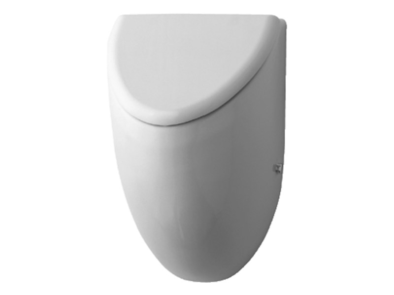 Suspended ceramic Urinal FIZZ by Duravit