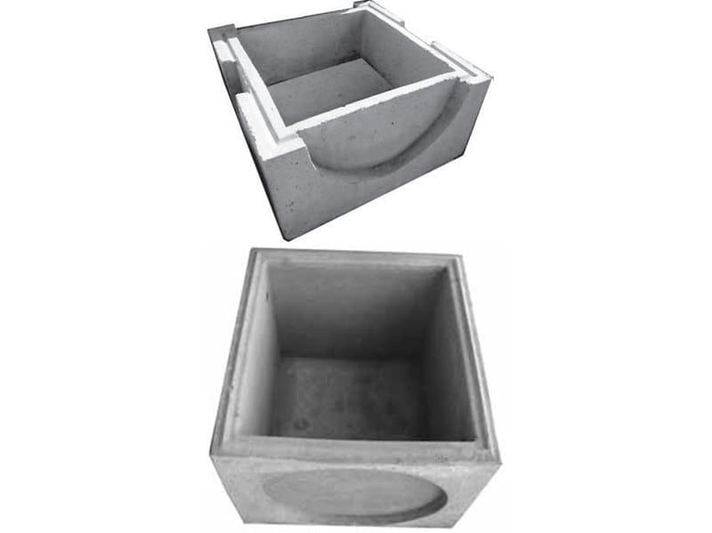 Pit for drainage system Pit for drainage system by F.LLI ABAGNALE