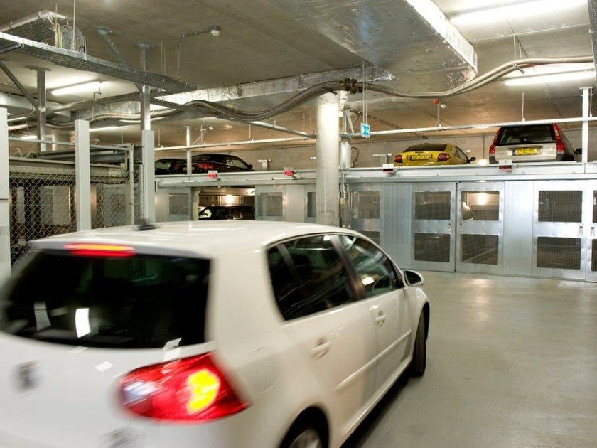 Automatic Parking Systems Combilift By Idealpark