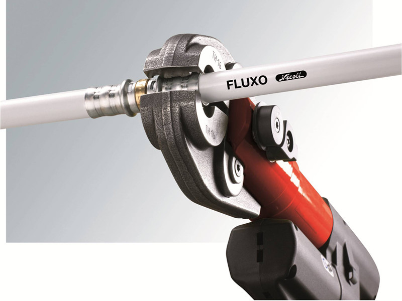 Pipe and special part for water network FLUXO® by Nicoll by REDI