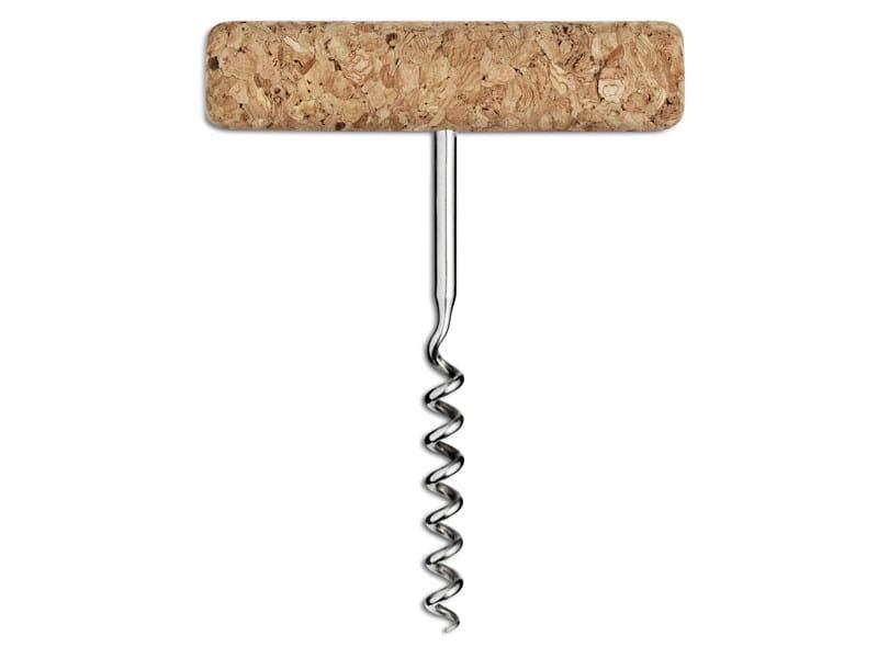 Steel corkscrew WINE & BAR   Corkscrew by Normann Copenhagen