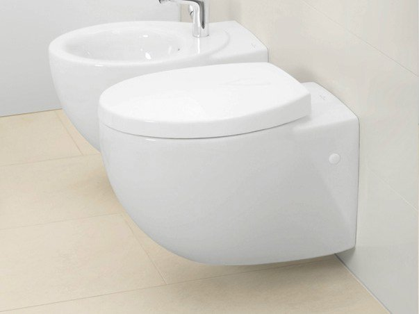 Wc in ceramica AVEO NEW GENERATION | Wc by Villeroy & Boch