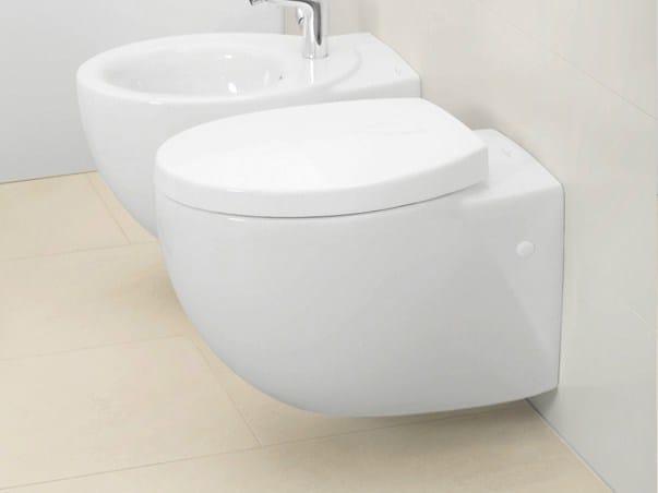 Ceramic toilet AVEO NEW GENERATION | Toilet by Villeroy & Boch