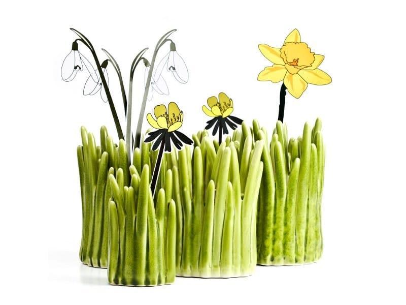 normann copenhagen vase grass