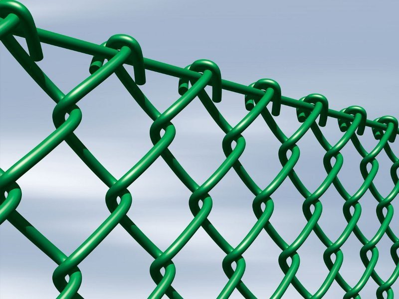 Security galvanized steel Fence REPLAX T SPORT by Gruppo CAVATORTA