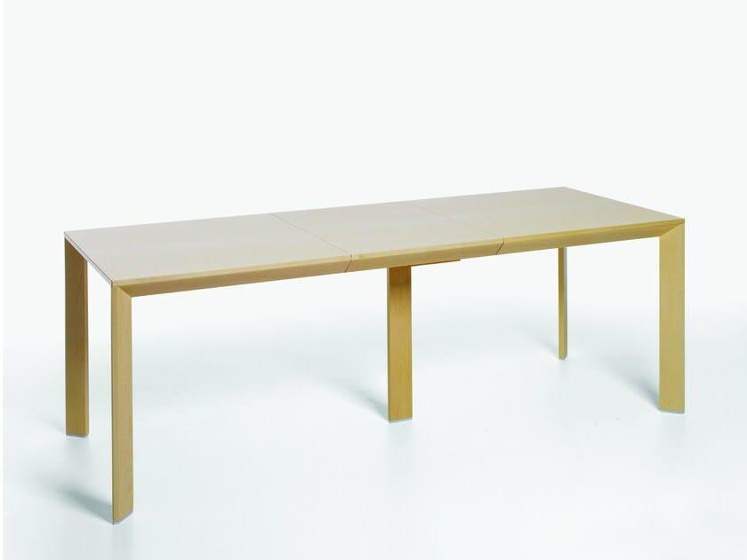 Tavoli Sala Da Pranzo In Legno : Chamfer tavolo da pranzo by karl andersson design daniel franzén