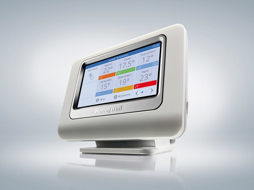 Automation and control system EVOHOME by Honeywell