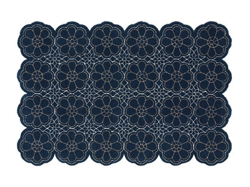 Rug with floral pattern LACE by Kasthall