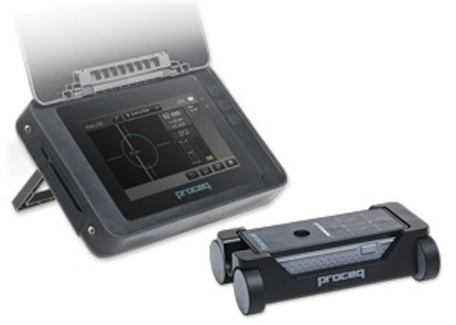 Instrumentation for load test and trial PROFOMETER PM-600 by PASI