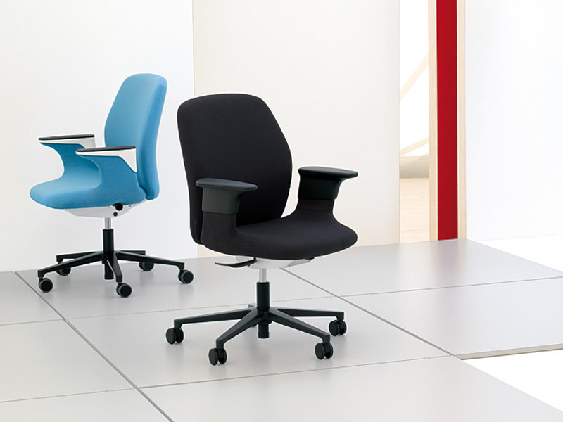 Swivel task chair WORKNEST by Vitra