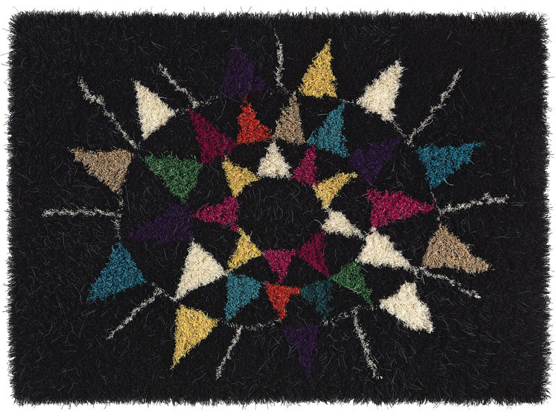 Patterned rug SPECTRA by Kasthall