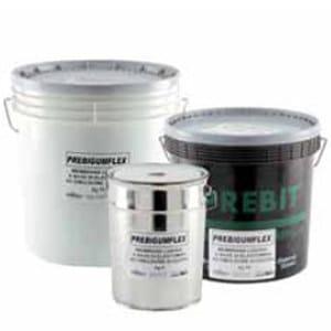 Liquid waterproofing membrane PREBIGUMFLEX by PREBIT