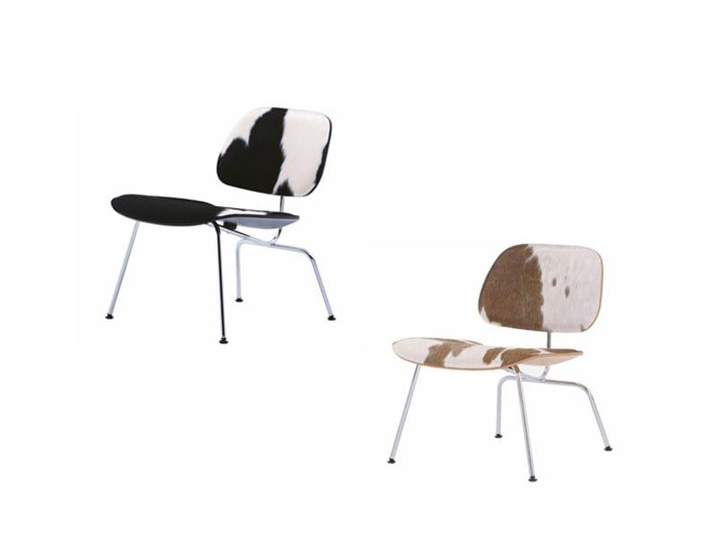 Cadeira de pele de bezerro LCM CALF'S SKIN by Vitra