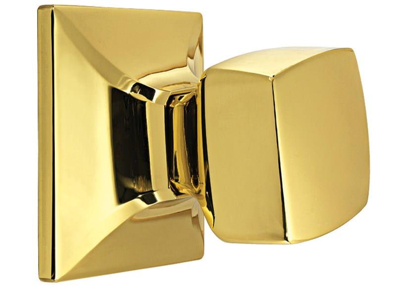 Contemporary style brass door knob 186 | Door knob by Enrico Cassina