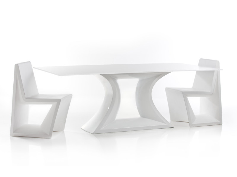 Garden table REST | Table by VONDOM