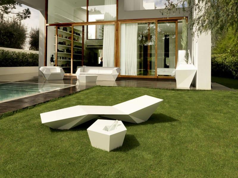 FAZ | Lettino da giardino