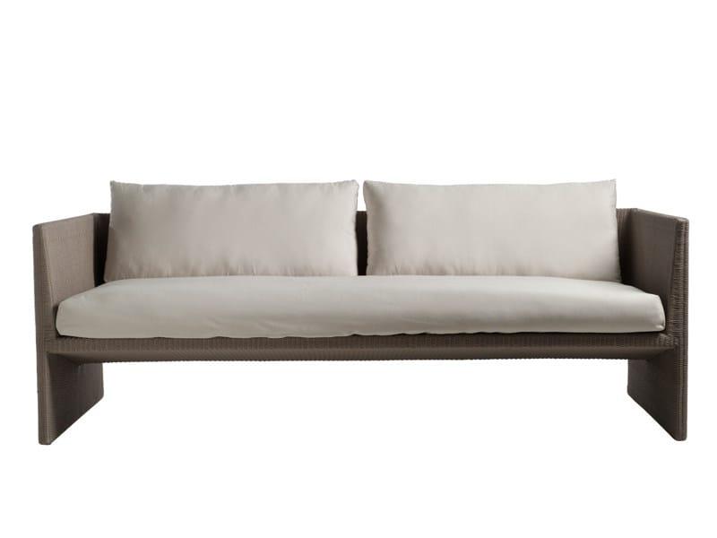 3 seater Canax® sofa TERRA SOFA | 3 seater sofa by TRIBÙ