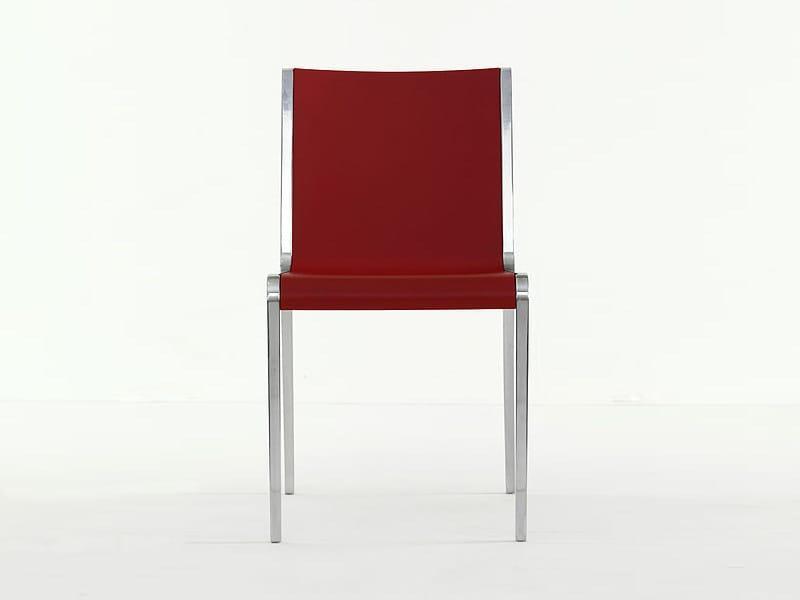Aluminium chair BIKAPPA by Kristalia