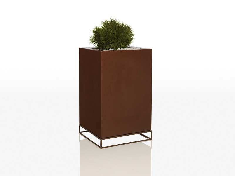 VELA | Vaso da giardino alto