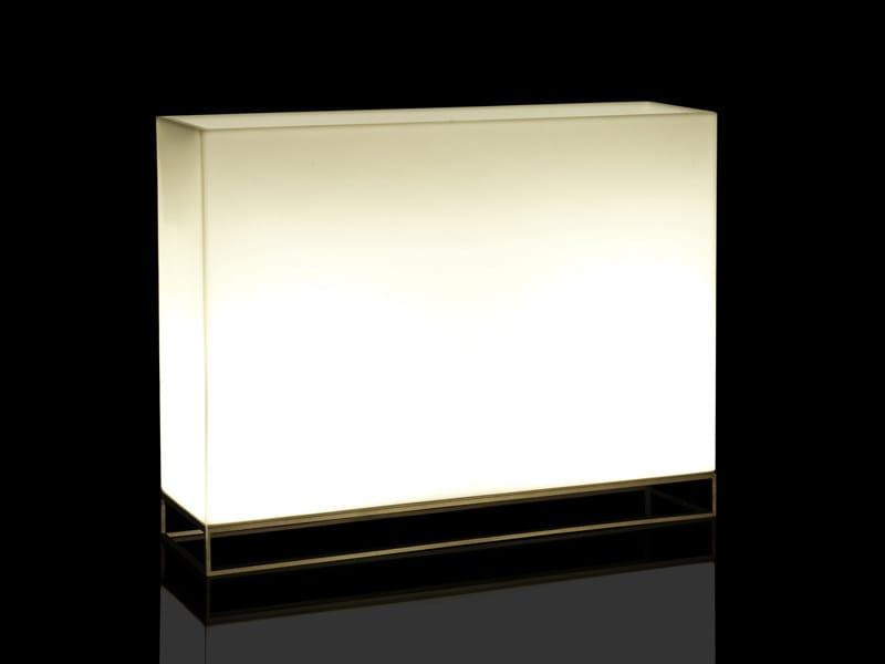 Lampada da terra per esterno VELA | Lampada da terra per esterno by VONDOM