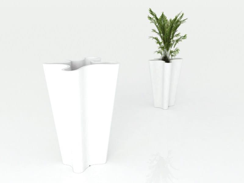 Garden vase BY BYE by VONDOM