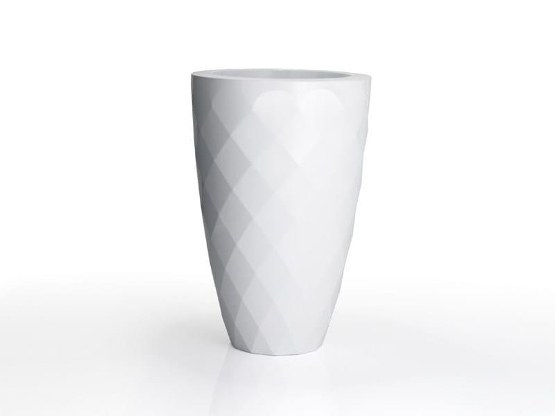 Garden vase with Light VASES | High garden vase by VONDOM