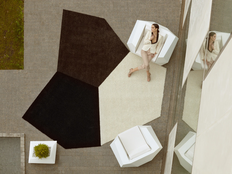 Outdoor rug FAZ | Outdoor rug by VONDOM
