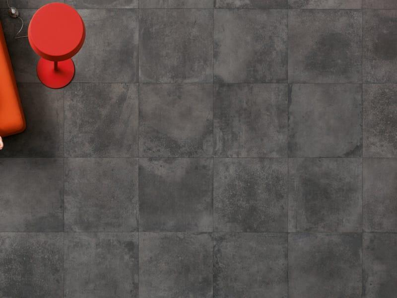 Porcelain stoneware wall/floor tiles TEQA by Sichenia
