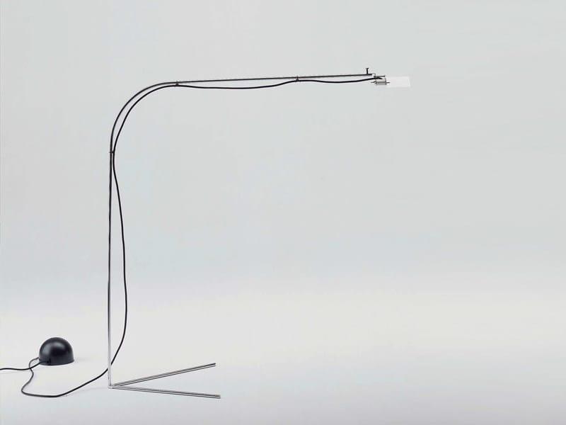 Metal reading lamp FLAMINGO by BD Barcelona Design
